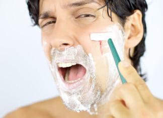 Αν ματώσεις στο ξύρισμα