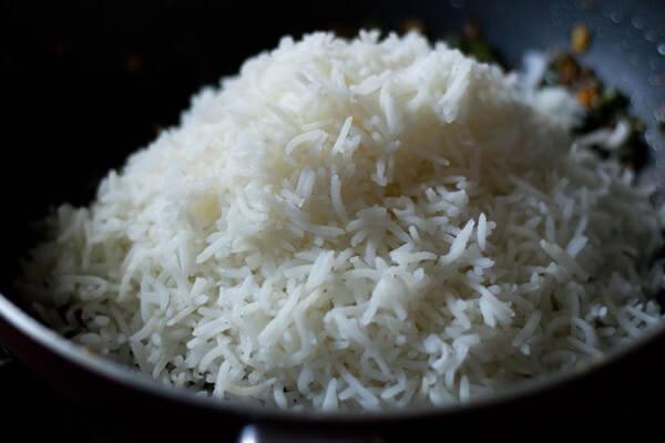 Θέλεις το ρύζι να είναι σπυρωτό;