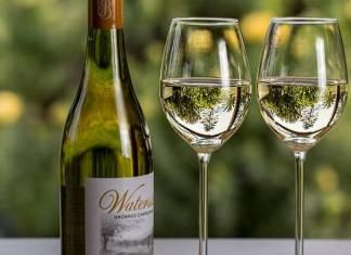 Για να λάμψουν τα ποτήρια του κρασιού