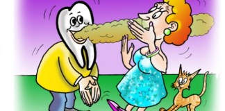 Για την κακοσμία του στόματος