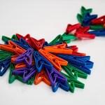 Πως απλώνουμε τα χρωματιστά