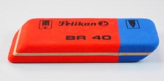 πως σβήνουμε τις μολυβιές χωρίς γομολάστιχα;