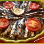 Σαρδέλες στο φούρνο - νόστιμη συνταγή,