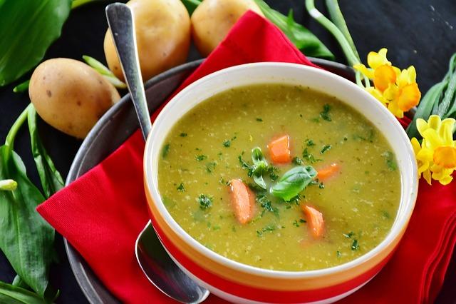 Η σούπα που περίσσεψε δεν είναι για πέταμα