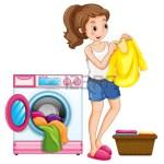Πλένουμε ευαίσθητα ρούχα στο πλυντήριο