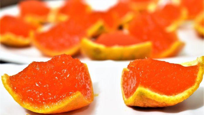 Φτιάχνουμε Ζελέ πορτοκαλιού
