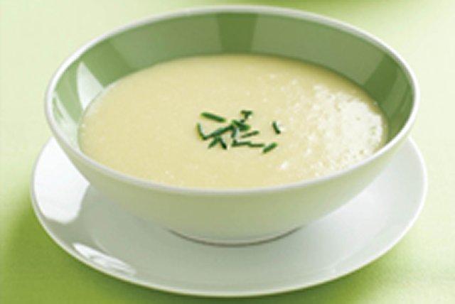 Φτιάχνουμε νόστιμη σούπα βισισουάζ (Vichyssoise)