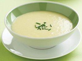 Σούπα Βισσισουάζ - Vichyssoise