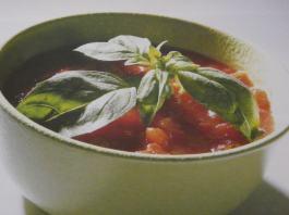 Σάλτσα ντομάτας με βασιλικό - νόστιμη συνταγή