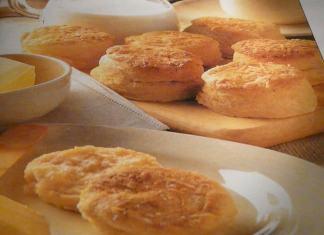 Φτιάξτε ψωμάκια πατάτας