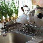 Πως καθαρίζουμε τον ανοξείδωτο νεροχύτη
