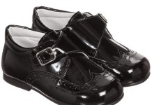τσάντες και παπούτσια λουστρίνι