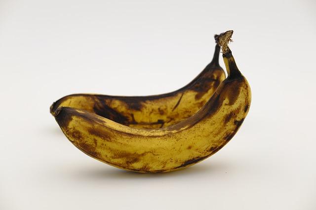 Μαύρισαν οι μπανάνες; Μη βιαστείς να τις πετάξεις!