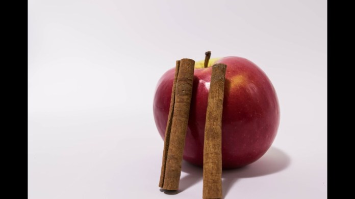 Μήλα τηγανητά νηστίσιμα