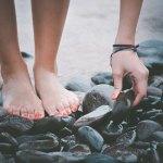 Για όμορφα, απαλά πόδια