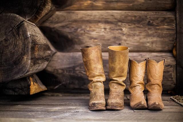 Για να μη διπλώνουν οι μπότες στην παπουτσοθήκη ή τη ντουλάπα
