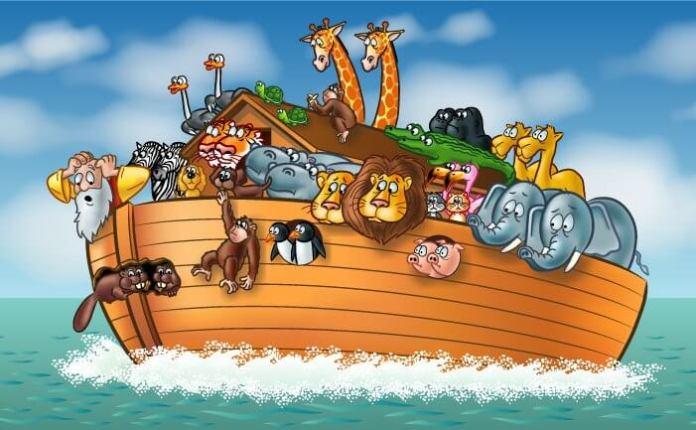 Ανέκδοτο – Όταν ο Κύριος φανερώθηκε στον Νώε