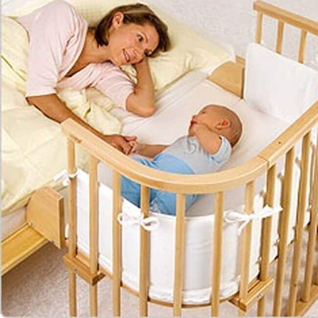 Το νεογέννητο στο ίδιο δωμάτιο