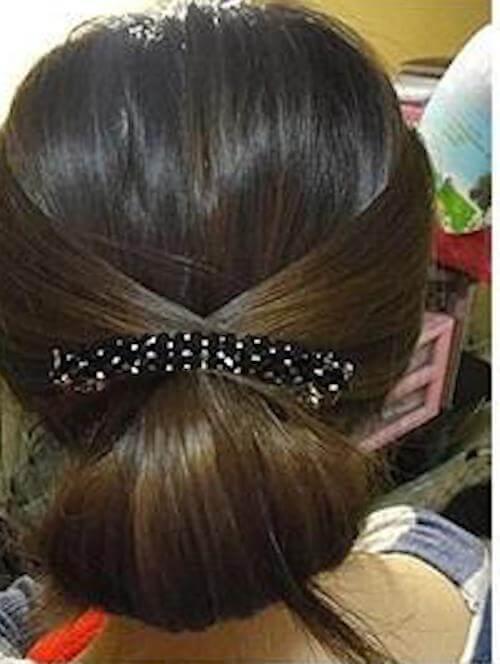 Εύκολο χτένισμα για μακρύ μαλλί