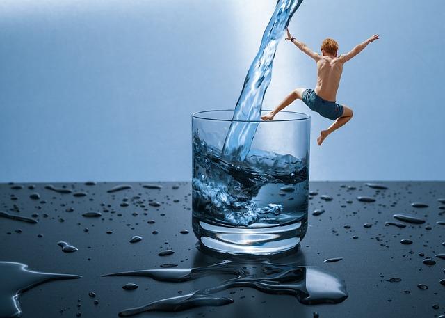 Νερό - θεραπευτική δράση