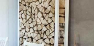 Για τα ξύλα της ξυλόσομπας