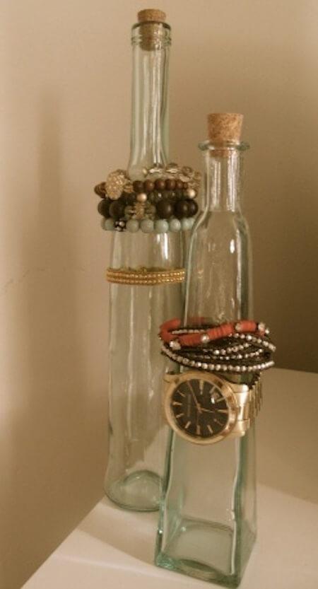 Τα βραχιόλια στο μπουκάλι