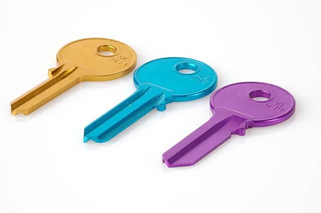Μπερδεύεις τα κλειδιά;