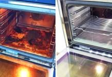 Καθαρισμός φούρνου χωρίς τοξικά προϊόντα