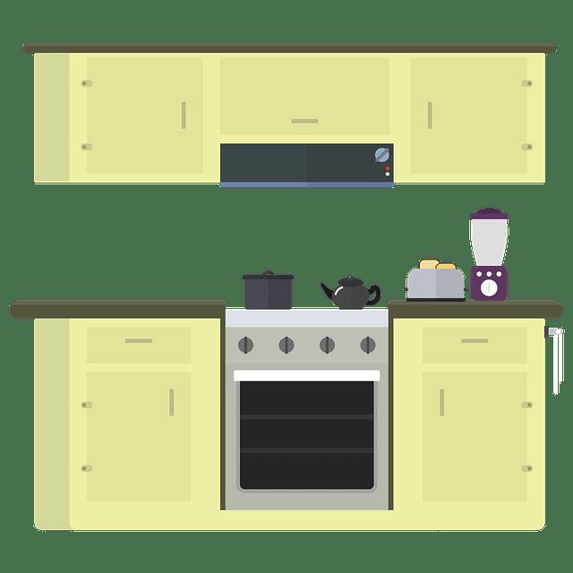 Χύθηκαν φαγητά και λάδια στο φούρνο;