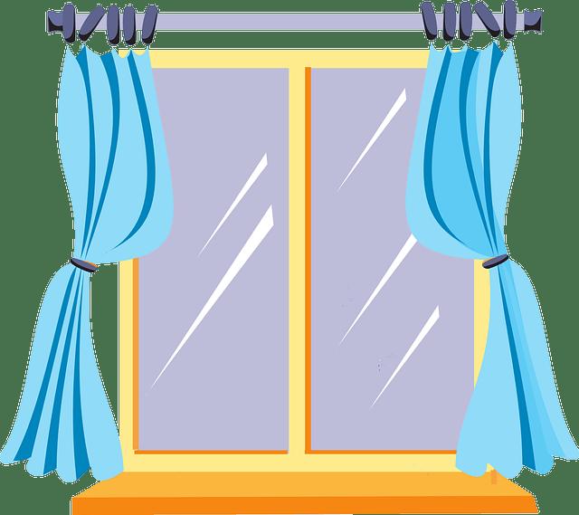 Εξυπνο κόλπο για να κλείσει η κουρτίνα