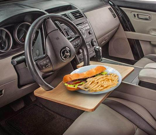 Αν περνάτε πολλές ώρες στο αυτοκίνητο και σας κόψει η πείνα