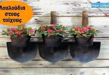Γεμίστε τους τοίχους με λουλούδια