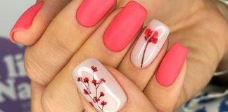 Ομορφα νύχια περιποιημένα, με χρώματα και σχέδια