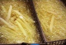 Τηγανίζω πατάτες χωρίς να μυρίζει το σπίτι