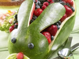 Ομορφο σερβίρισμα φρούτων - 12 προτάσεις