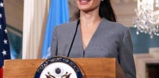Αυτό πάλι; Η Angelina Jolie πάει για πρόεδρος των ΗΠΑ