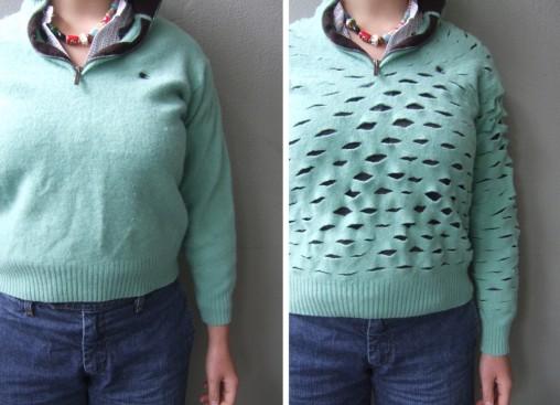 Μεταποιήστε μπλούζες και μπλουζάκια και κάντε τα καινούργια