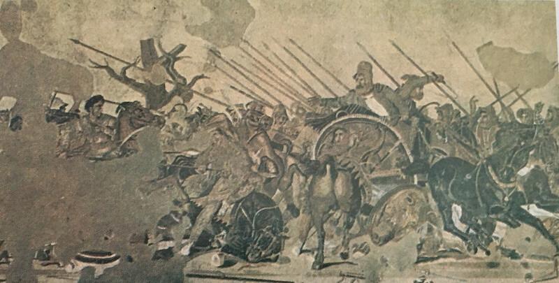 Τι συνέβη στην Ισσό το 333 π.Χ.;