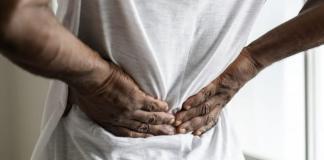 Φτιάξτε κατάπλασμα για τον πόνο στην πλάτη