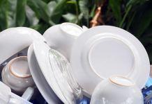 Φτιάξτε οικολογικό υγρό για τα πιατικά
