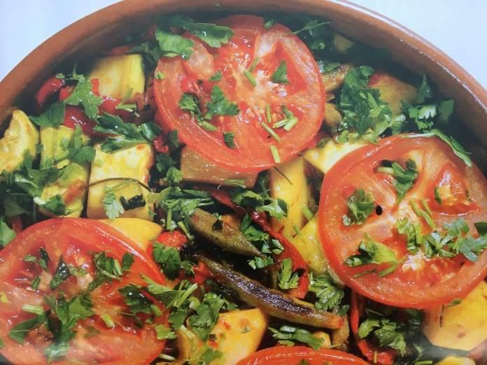 Μπριάμι στο φούρνο με τομάτα – νόστιμη συνταγή