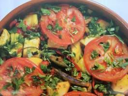 Μπριάμι στο φούρνο με τομάτα - νόστιμη συνταγή
