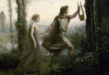 Ποια ήταν η Ευρυδίκη;