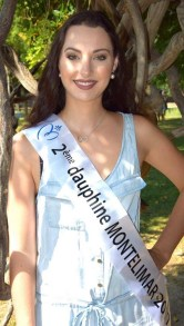 Laura Palandre 2e Dauphine