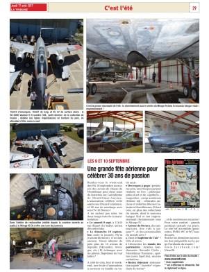 La Tribune de Montélimar 24 août 2017