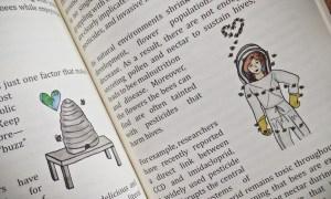 Celebrated story of honey wine book illustrations