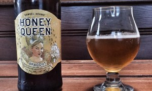 Sam Adams Honey Queen Braggot Review