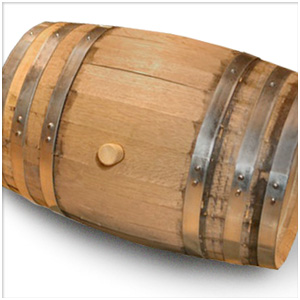 whiskey barrel for mead