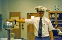 Teaching electrostatics back in 1996
