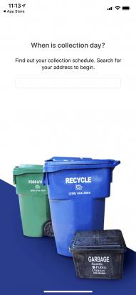 Recycle It app